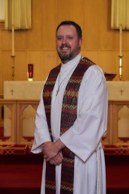 Rev. Ellery Dykeman